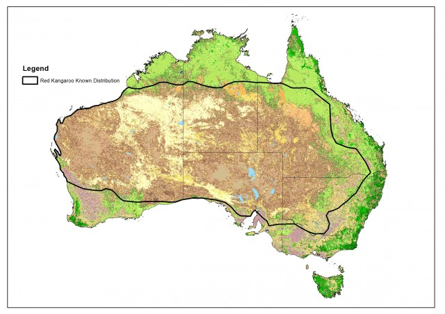 Red Distr dynamic landcover